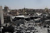 Iraq declares 'end of caliphate' after mosque capture