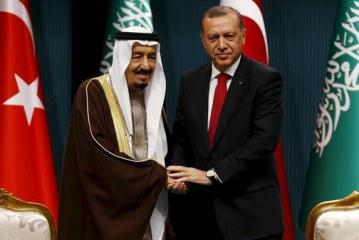 Turkey, Saudi Arabia discuss efforts to end Qatar rift