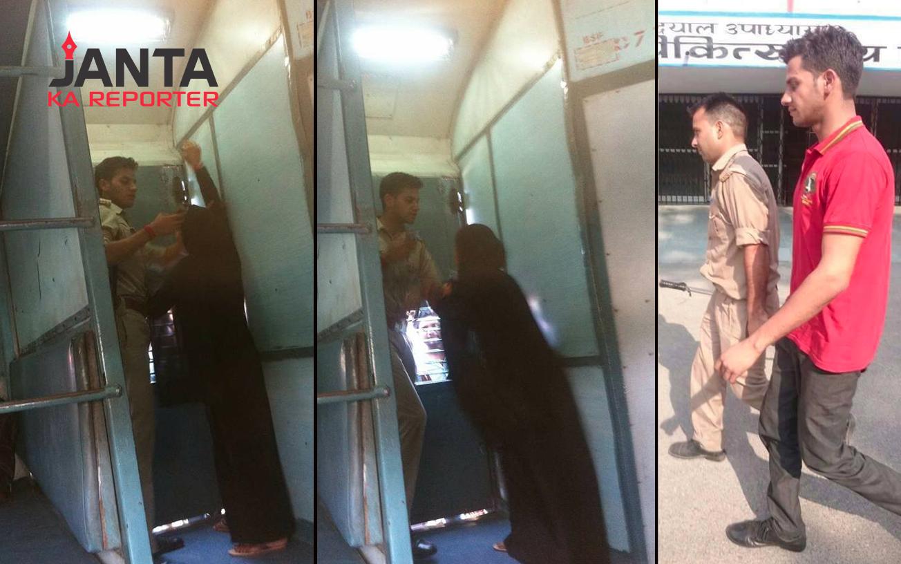 चलती ट्रेन में एक और महिला का बलात्कार: दोषी हम और हमारा समाज