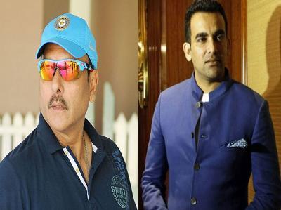 रवी शास्त्री इंडिया टीम के मुख्य कोच बने,जहीर खान को बोलिंग कोच की जिम्मेदारी
