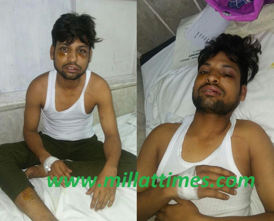 दिल्ली मेट्रो के कर्मचारी मोहम्मद इफ़्तेख़ार पर गूजरों का जानलेवा हमला,  आरोपियों के खिलाफ प्राथमिकी दर्ज करने से पुलिस का इनकार