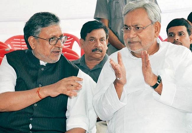 नीतीश कुमार कल ले सकते है शपथ एवं उपमुख्यमंत्री पर सुशील मोदी ने कहा पार्टी तय करेगी
