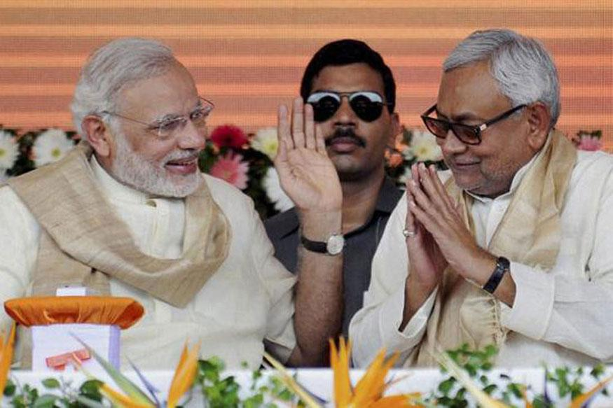 "Nitish Kumar Blames Congress For All the ""Mess in the Opposition"""