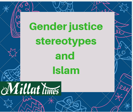 Gender justice stereotypes and Islam