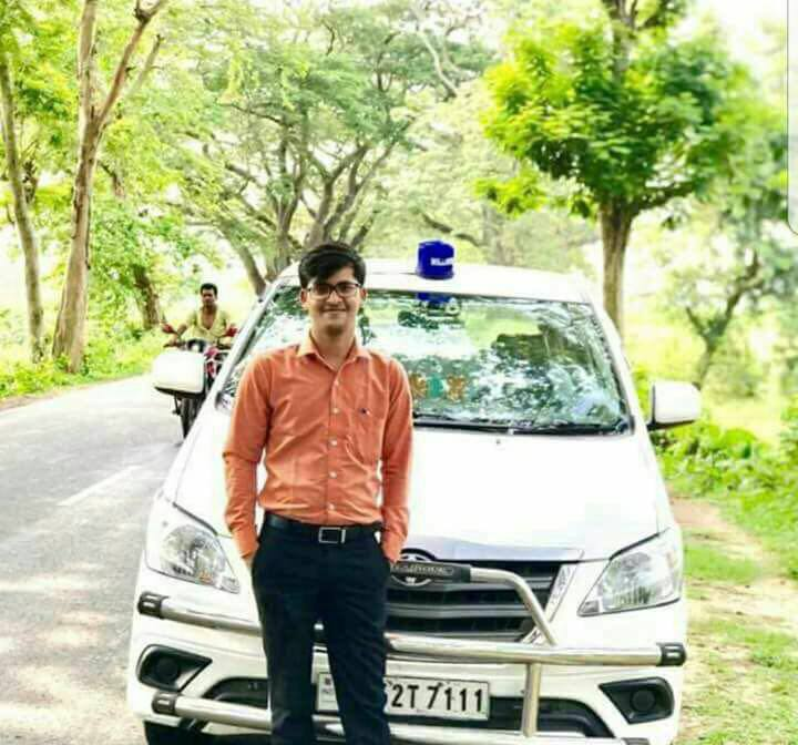 21 years old, Ansar Shaikh, India ka sabse young IAS