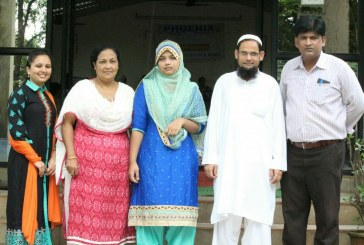 Goa-Lady Architect contributes to encourage Urdu Medium Students