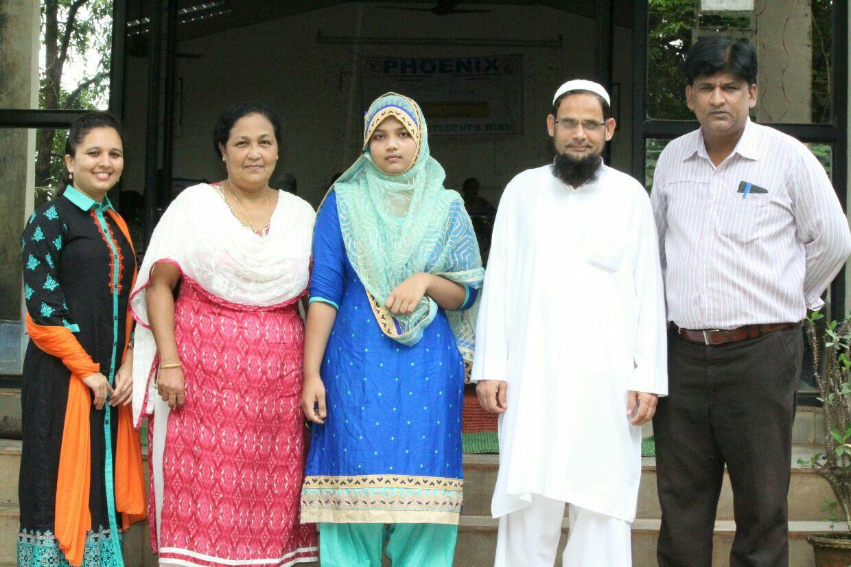 Goa-Lady Architect contributes to encourage Urdu Medium Students