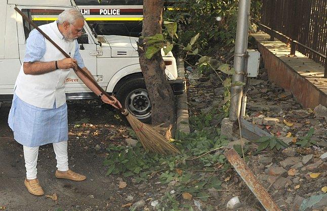 स्वच्छ भारत मिशन के तीन साल