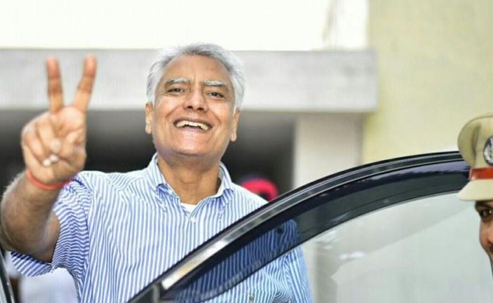 Congress wins in landslide in Punjab
