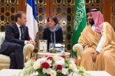France's Macron condemns Houthi missile launch at Riyadh