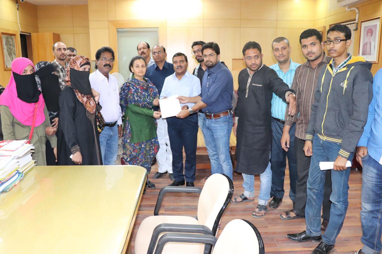 Aurangabad-JIH demands immediate suspension of Prof Geeta Patil for harassing students