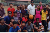 Goa-National Urdu H/S excel at Throw ball tournament