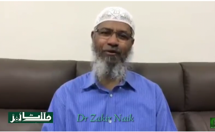 Truth can never be falsified. Today Interpol did it, Tomorrow whole world will: Dr Zakir Naik