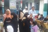 Aurangabad-AIMIM conducts free medical check up camp on Prophet's birth anniversary