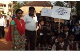 Goa-National Urdu School celebrates Goa Liberation Day