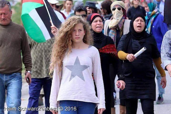 "Father of Jailed Palestinian Teen Ahed Tamimi Pens Letter to Israelis: ""These Are Tears of Struggle"""