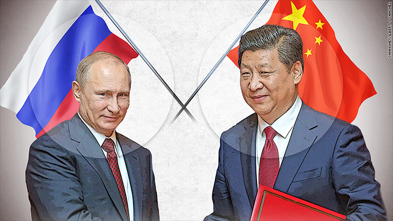 The Geopolitics of the Beijing-Moscow Consensus