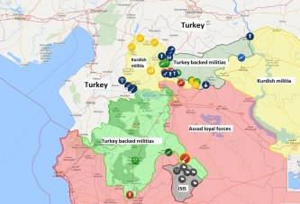 Post ISIS Syria and the Operation Olive Branch