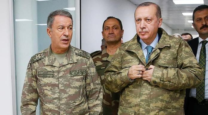 Turkey: 'Olive Branch' of War
