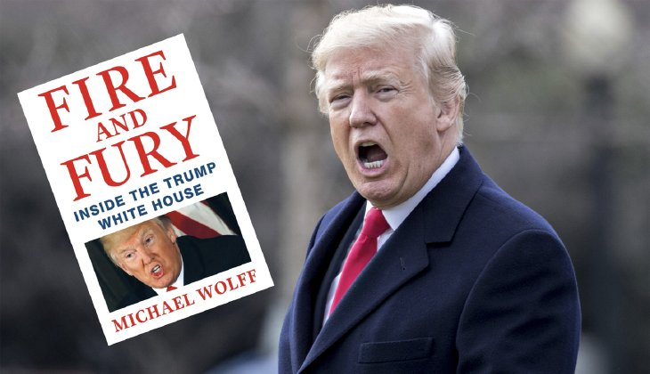 Fire and Fury: Inside the Trump White House review – tell-all burns all