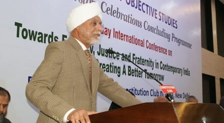 We fail to give the rights of reservation to the backward classes even after seventy years of independence: says former Chief justice of India J.S Khehar