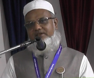 Who is Muslim leader in India?
