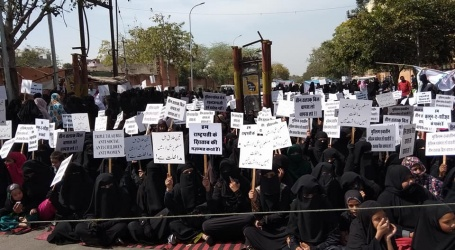 Protest against Triple Talaq Bill Across the Country