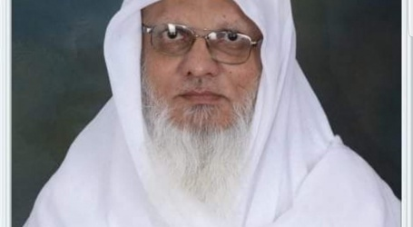 Maharashtra's frst Muslims owned  Blood Bank's founder  Moulana Shahabuddin passes away
