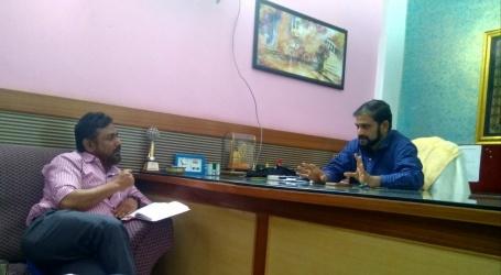*NCHRO ने की डॉ.कफ़िल के घरवालों से गौरखपुर में मुलाकात*