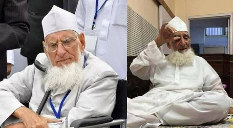 Great Islamic Scholar Maulana Muhammad Salim Qasmi is no more