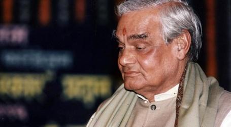 Bharat Ratna Atal Bihari Vajpayee, poet and politician, dies at 93