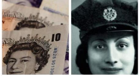 ब्रिटेन के नए नोट पर टीपू सुल्तान की वंशज नूर इनायत खान की तस्वीर होगी शामिल