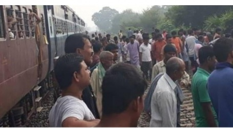 Amritsar train accident : Punjab Chief Minister Amarinder Singh on Saturday ordered a magisterial enquiry
