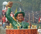 Today, 10th November is the 268th birth anniversary of Tipu Sultan