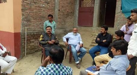 सीतामढ़ी दंगा:पोपुलर फ्रंट बिहार लिगल टीम ने फिरसे किया सीतामढी़ का दौरा