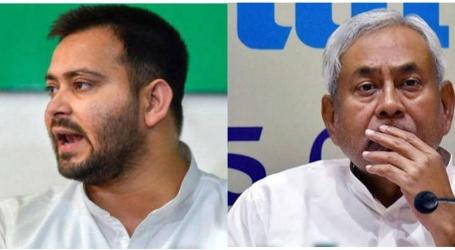 सीतामढ़ी दंगा:जैनुल अंसारी को जिंदा जलाने पर 25 दिन बाद बोले तेजस्वी-नीतीश की नकारा पुलिस ने नहीं की कोई कार्रवाई