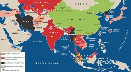"""New Delhi's US-Backed """"Chinese Containment"""" Strategy In The Afro-Indian Ocean"""