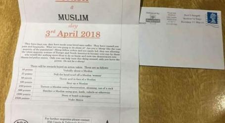 """यूरोप में इस्लामोफोबिया ने नया रूप इख्तियार कर लिया  """" Punish a Muslim day"""" मनाने की तैयारियां"""