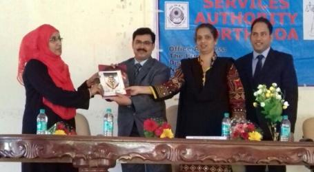 Goa-National Urdu H/S gets Legal literacy club