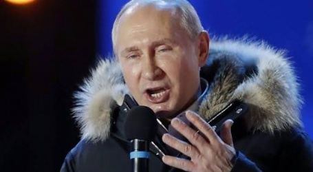 Western sanctions boost support for Putin