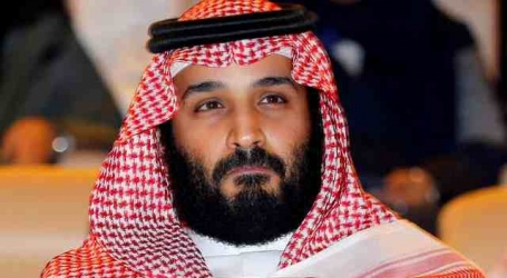Saudi crown prince recognises Israel's 'right' to its land