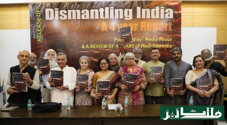 Dismantling India – A 4 Years Report -A Review of 4 years of Modi-fied India