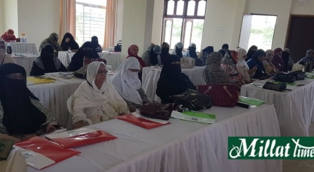 We pledge to work for the Social Reform & Protection of Personal Law: Says women's wing of AIMPLB