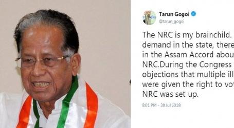 नज़रिया – तरुण गोगोई के इस ट्वीट के बाद क्या राहुल गांधी का घेराव करेंगे NRC पीड़ित