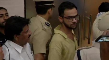 JNU student Umar Khalid attacked in Delhi