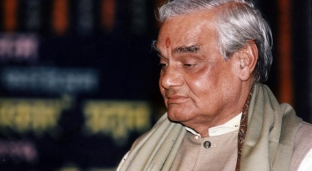 Bharat Ratna Atal Bihari Vajpayee, poet and politician, dies at 93
