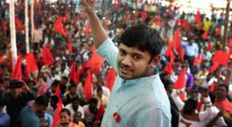 बेगूसराय में छात्र नेता कन्हैया कुमार के काफिले पर हमला, कई गाड़ियों के शीशे टूटे