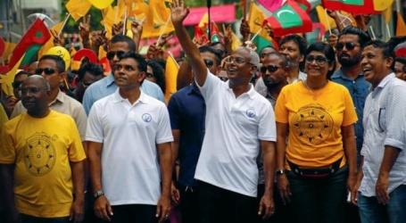 मालदीव: राष्ट्रपति चुनाव में भारत समर्थक इब्राहिम की जीत, चीन समर्थक अब्दुल्ला यामीन हारे