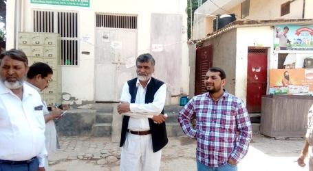 SDPI के प्रतिनिधिमंडल का शीतला कॉलोनी गुरुग्राम हरियाणा का दौरा,प्रशासन व हिन्दूवादी संगठनों की मिलीभगत से मस्जिद को सील किया गया- SDPI