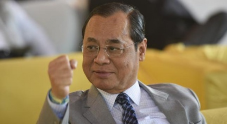 Ranjan Gogoi appointed as new Chief Justice of India